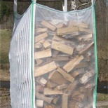 FIBC / Big Bag for firewood
