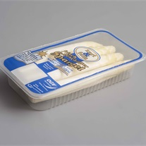 aspargus - plastic tray with topseal