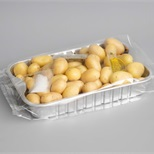 Potatoes packaging